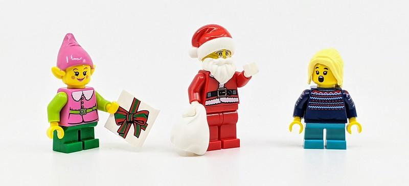 LEGO BAM Christmas