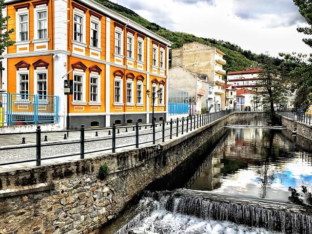 Sakoulevas river