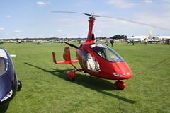 G-CIMT AutoGyro Europe Cavalon [RSUK CVL 015] Sywell 310818