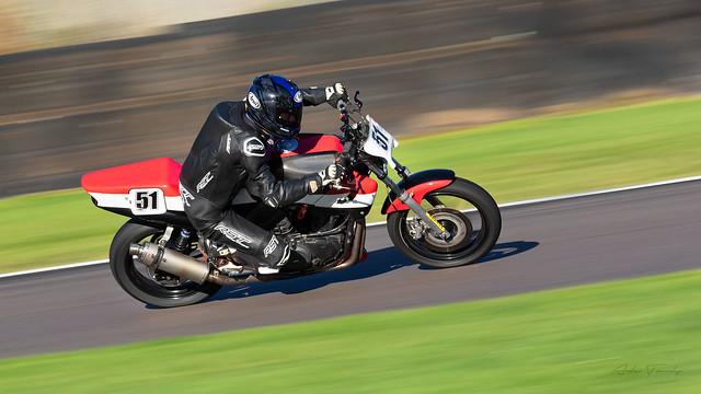 (51) Alan Tanton Al's Autos - Honda 500