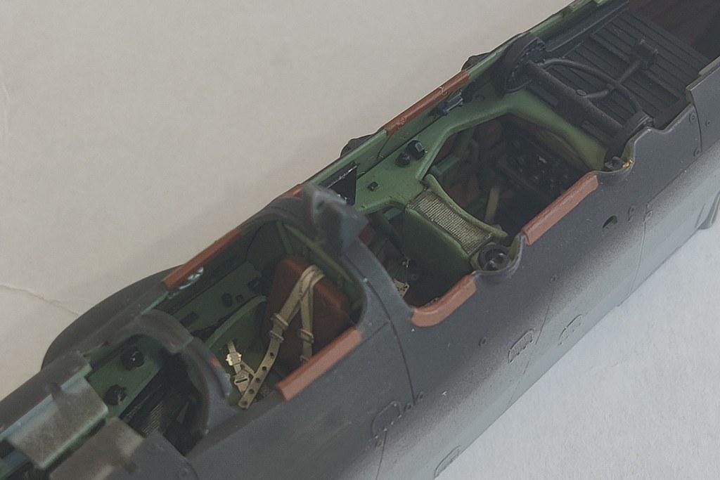 Fairey Swordfish Tamiya 1/48 50575718317_53b554511e_b