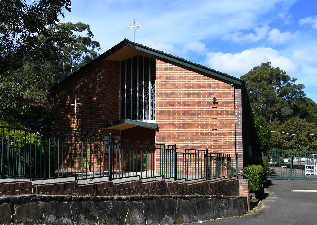 Our Lady of Perpetual Soccour Catholic Church, West Pymble, Sydney, NSW.