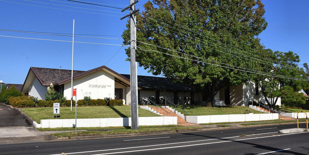 LDS, Denistone, Sydney, NSW.