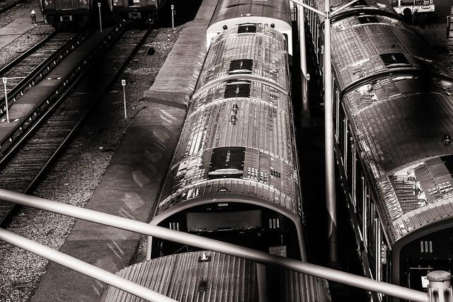 New Railcars at Cabot Yard