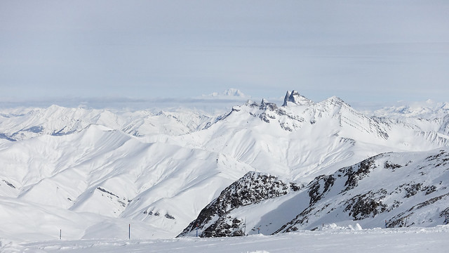 Les Deux Alpes - Fév. 2019