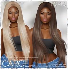 TOKIO Hair - Carol HD @Vanity Event!!KIO