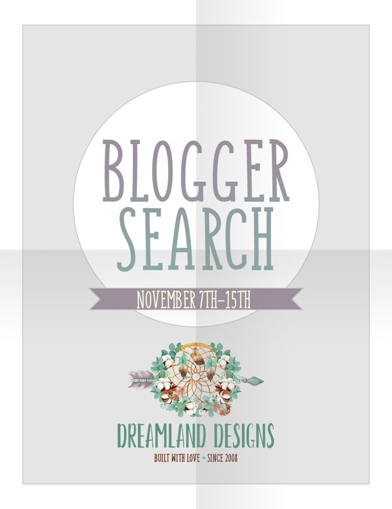 blogger-search-poster Test A November 7th-15th