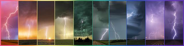 The Spectrum of Lightning.