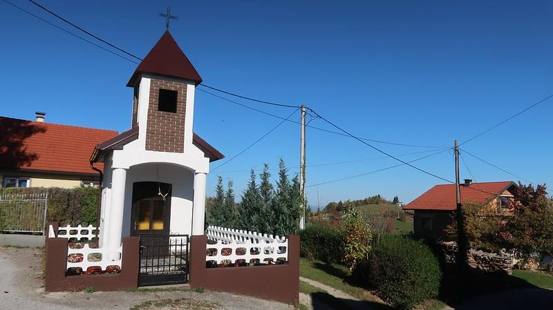 Japetić 879 m, CROATIA, October 2020
