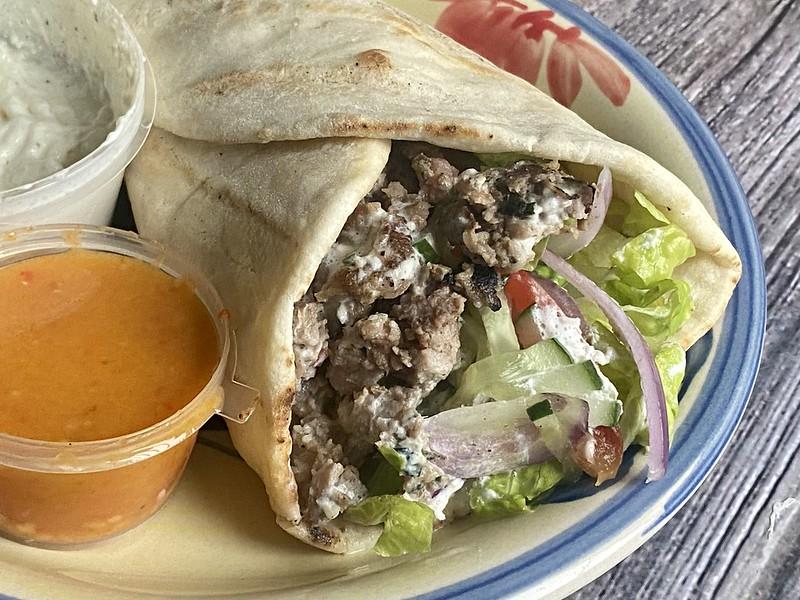 Jamie's Kebabs, Kapitolyo