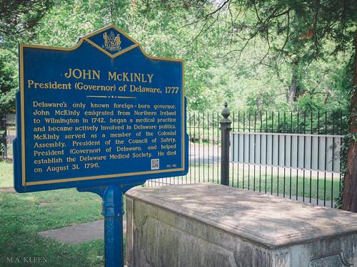 John McKinly (1721-1796)
