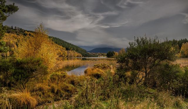 Loch Pityoulish, Boat of Garten