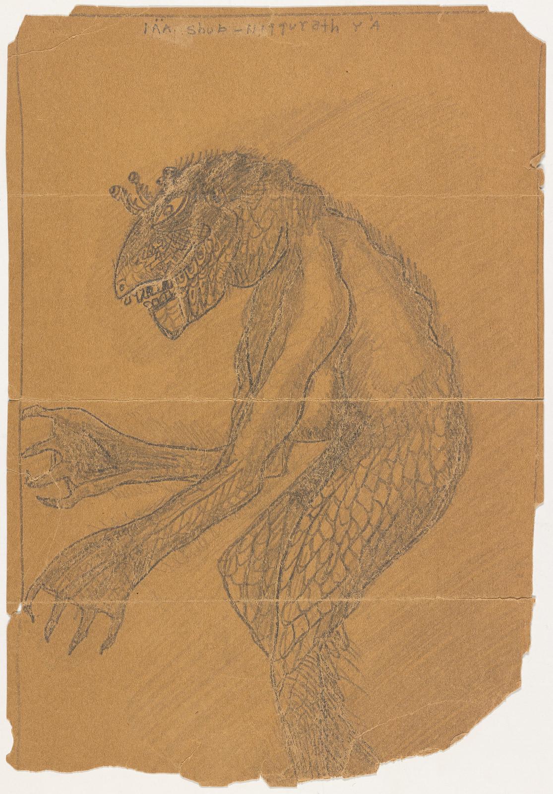 Robert Bloch - IÄA. Shub-Niggurath Y'A, 1933
