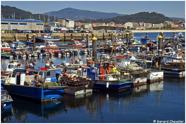 Cangas (Galicia) - Port de Pêche. (In Explore).