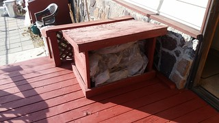 Satellite Woodbox