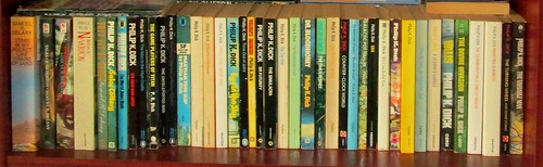 SF Books by Philip K Dick