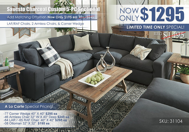 Savesto Charcoal Custom 5-PC Sectional_31104-08(2)-MOOD-B_2020Update