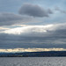 Clouds over Lake Constance