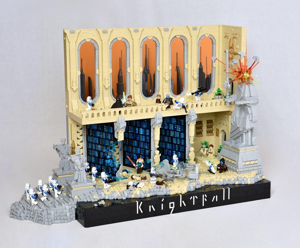 """Knightfall"" Jedi Temple Order 66"
