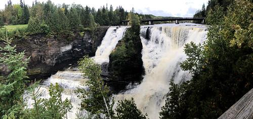 Kakabeka Falls PP - the falls