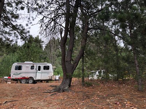 Algonquin PP - Achray -our camp