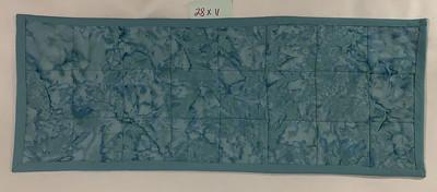 Marble motif; grey green geometrics