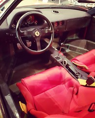Inside Ferrari F40 - Monaco 2020