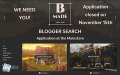 B-MADE BLOGGER SEARCH