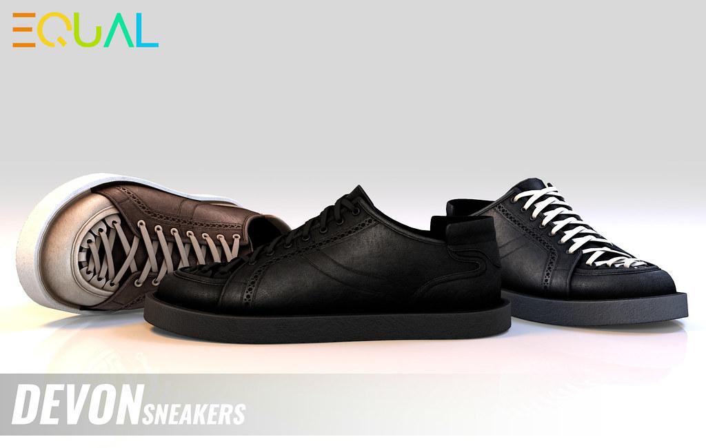 EQUAL – Devon Sneakers