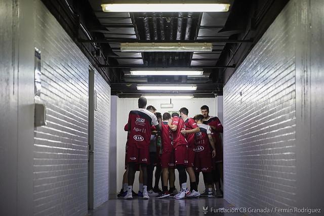 Coviran Granada - Real Murcia Baloncesto