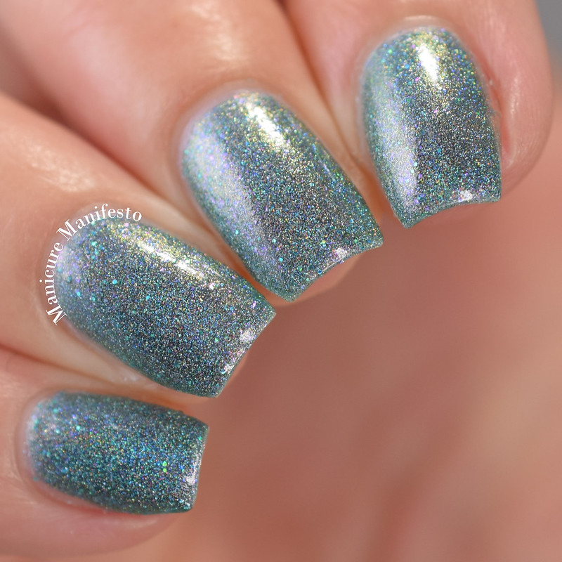 Girly Bits Cosmetics Small Batch Prototype 1308 Review