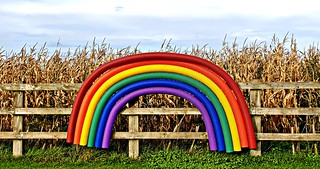 Rainbows for thanks | by Ruth Flickr