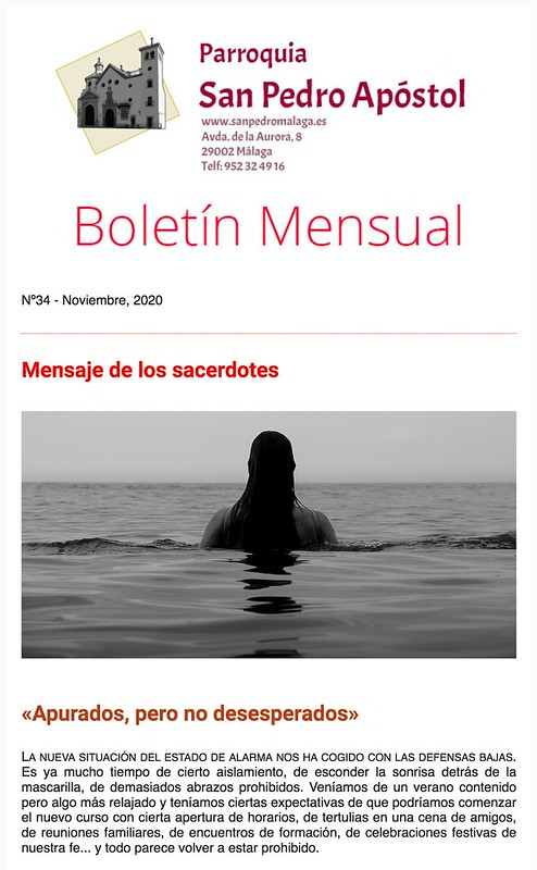 Boletín Gratuito Mensual