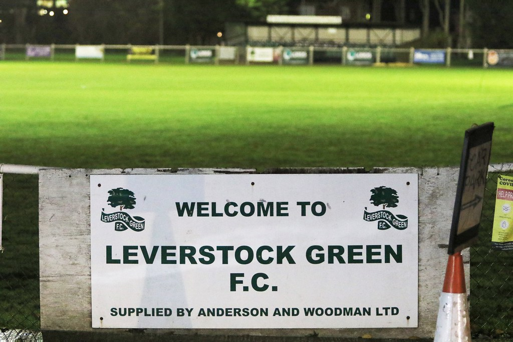 Leverstock Green v Wembley SSMFL