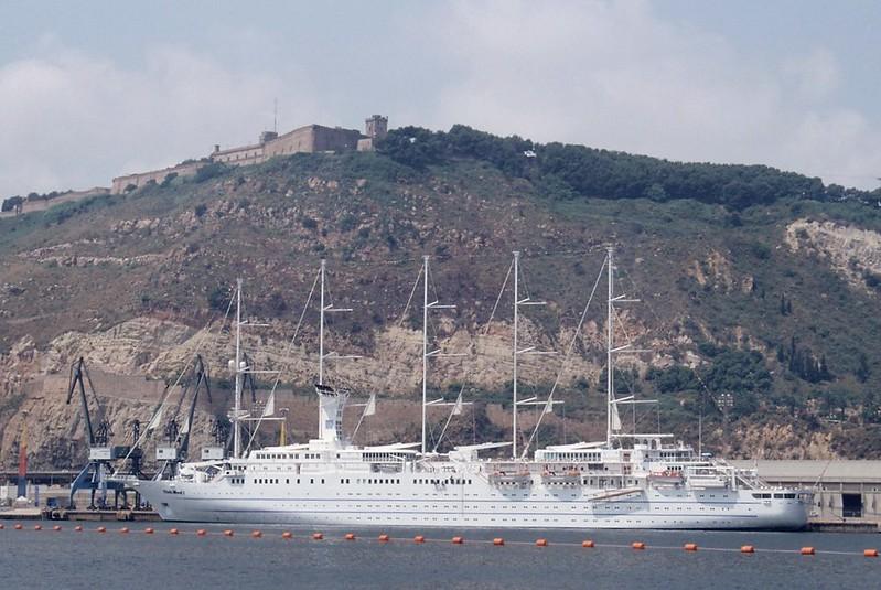 Club Med I. Barcelona, 1992