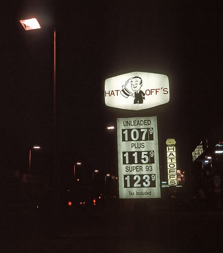 Gas Prices in Boston - February 2002
