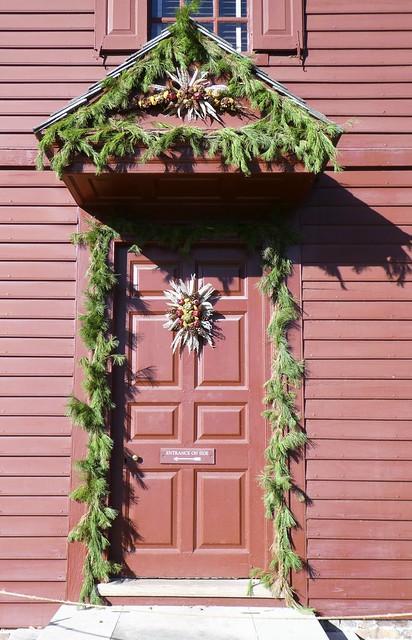 Colonial Williamsburg Christmas 2019