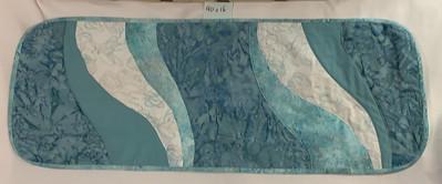 Shades of aqua curves