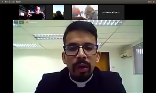 Pastor Eduardo Flores.