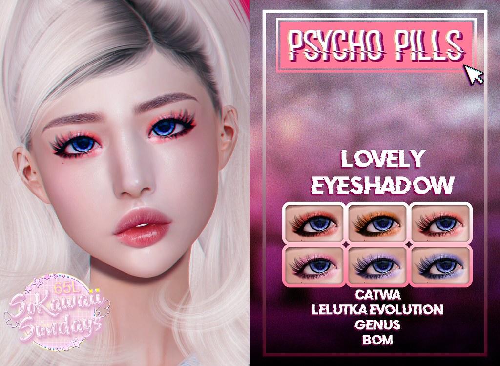 Lovely Eyeshadow On #SKS