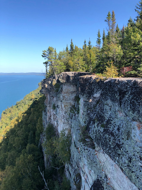Sleeping Giant PP - view from Thunder Bay Lookout