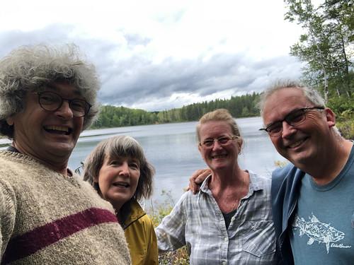 Kettle Lakes PP - Group selfie
