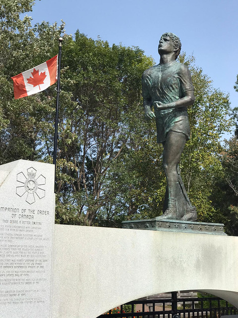 Thunder Bay - Terry Fox