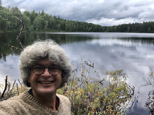 Kettle Lakes PP - Pierre Selfie