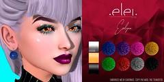 Evelynn (Earrings)