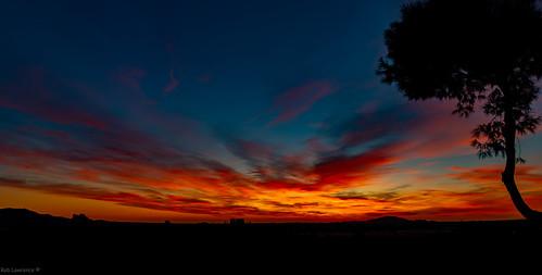 sunrise spain murcia