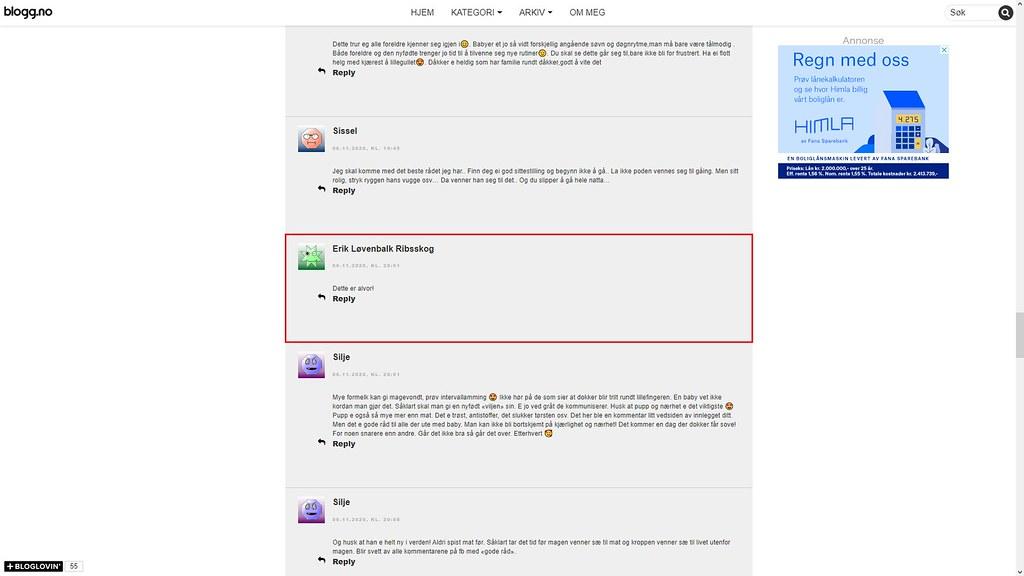 nettmobbing 8. november