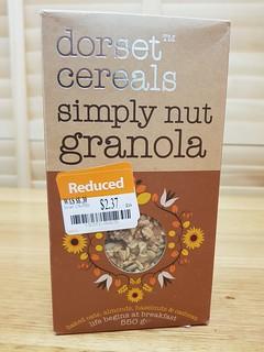 Dorset Simply Nut Granola