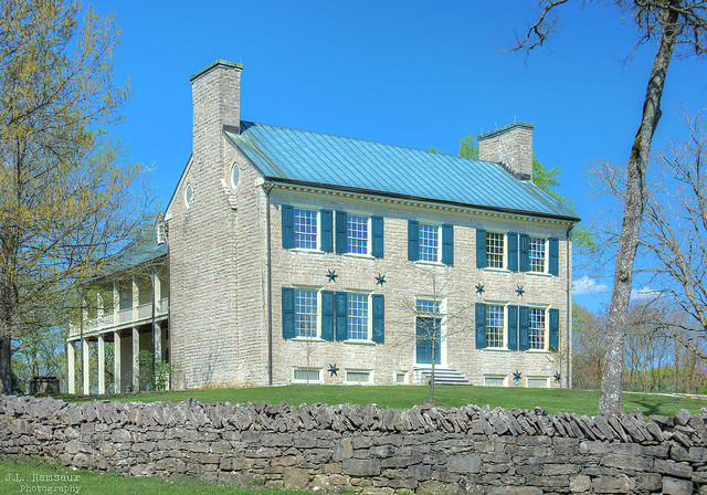Historic Cragfont - Castalian Springs, Tennessee
