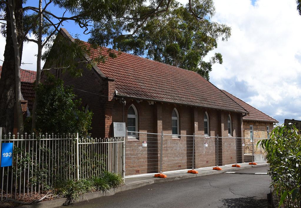 Former Church, Ashfield, Sydney, NSW.